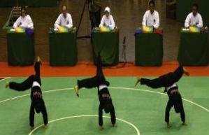 Indonesia Juara Umum Pencak Silat Sea Games 2011