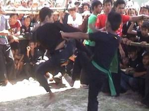 Tradisi Pencak Dor