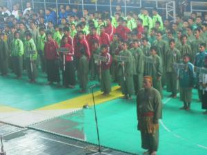 Kejurprov V Tingkat Remaja Persinas ASAD Jawa Barat