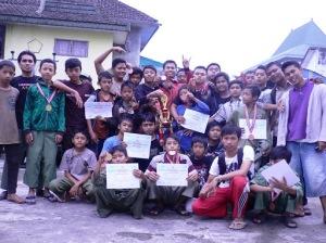 Persinas Kota Malang menggelar TOT (Trainning of Trainers)