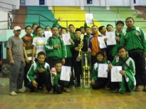 Asad juara Umum Kejurkab IPSI Bangkalan