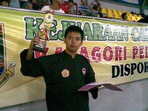 Daus - Juara Dispora Cup-2012