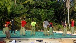 Pemusatan Pelatihan Atlit Persinas ASAD Kampar Riau