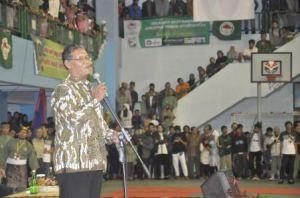 Deputi III Bidang Pembudayaan Olahraga Kementerian Pendidikan dan Olahraga (Kemenpora RI), Drs. Tunas Dwidharto SH, M.Si, MH