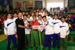 Kontingen Persinas Asad Jawa-Tengah Juara III