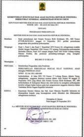 SKT kemenkum dan HAM no.AHU-202.AH.01.06 Tahum 2011