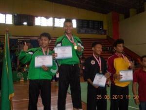 IPSI Jakarta Selatan raih Juara Umum Piala Gubernur Cup 2013