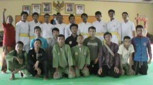 Atlet Persinas Asad Mesuji Lampung 2013 dalam Polres Mesuji Cup