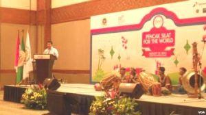 Kongres Diaspora 2013 dorong Pencak Silat Mendunia