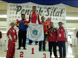 Atlet Silat dari Persinas Asad raih Medali Emas